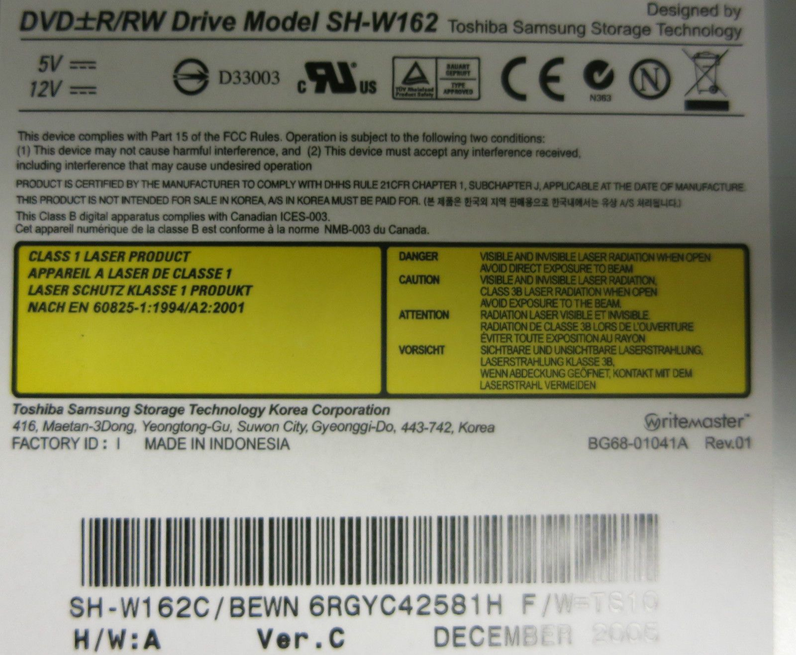 SH-W162 DRIVERS FOR WINDOWS DOWNLOAD